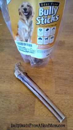 Bully Sticks #Review  -  #bullysticks