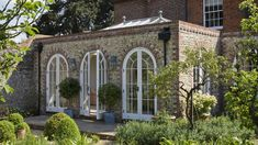 Marston and Langinger Orangery Doors
