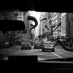 How my daily commute feels (in NYC) :)