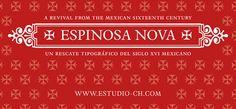 Espinosa Nova free font feels very comfortable in books