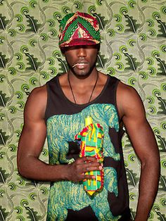 There is a great balance of contrast and patterns. The campaign titled Shwe Shwe, is named after the South African fabric and features pieces by Shwe Shwe designer Gareth Cowden of Babatunde. African Inspired Fashion, African Men Fashion, Mens Fashion, Style Fashion, Fashion 2014, Fashion Menswear, Fashion Styles, Fashion Tips, Kitenge