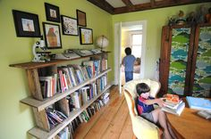 A Library In The House