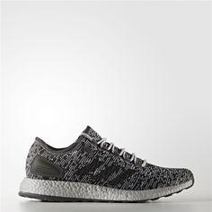 adidas – Men's Pure Boost LTD Shoes Dark Grey Heather Solid Grey/Medium Grey  Heather