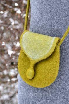 táskák bags | Baribon nemezel - Felting good |