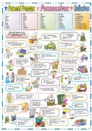 Bsa Worksheets Personal Pronouns  English Classes  Pinterest  Pronoun  Free Dot To Dot Worksheets For Kindergarten Excel with Picture Analysis Worksheet Excel Image Result For Possessive Pronouns Worksheet With Personal Items   Personal Pronoungrammar Worksheetsenglish Possessive Pronouns Worksheets 3rd Grade Pdf