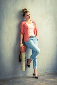 Voorjaarscollectie 2014 | #vest | #jeans | #pastel | promiss.nl