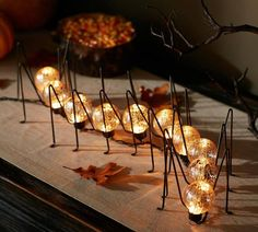 Trick out rooms and front yards with silly or somewhat sophisticated Halloween treats.