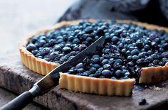 Blueberry Tart Recipe – 4 Points +