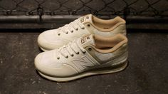 New Balance 574 Sonic & Clarity Pack - Beige