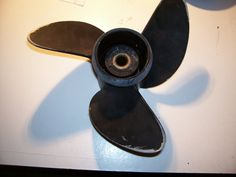 Vintage Propeller prop Aluminum by rustyitems on Etsy, $35.00