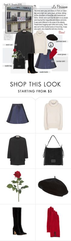 """Mon Style № 190 - Saturday, November 14, 2015"" by mon-style-diary ❤ liked on Polyvore featuring Acne Studios, STELLA McCARTNEY, Marni, Marc by Marc Jacobs, Harrods, Gianvito Rossi, Portolano, modern and contemporary"