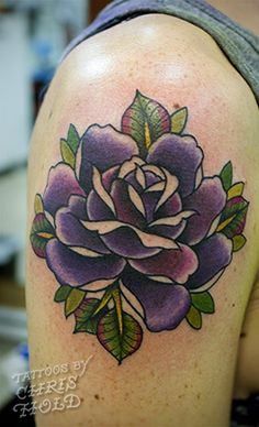 8a72420eb4bb6 33 best Violet Purple Rose Tattoo images in 2017 | Purple Roses ...