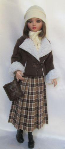 """ELLOWYNE'S BEEN FLEECED! FOR 16"""" ELLOWYNE, BY SSDESIGNS via eBay SOLD 8/1/15  BIN $78.99"""