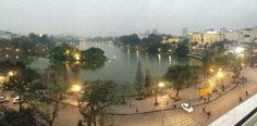 Old Quarter: Hoan Kiem Lake