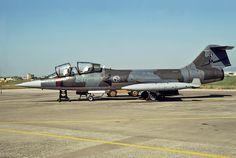 Lockheed F-104G Starfighter, Italy - Air Force.