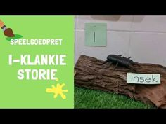 I-klankie storie - YouTube #insekte #insects #klanke #i klankie #afrikaans #juffrou #leer #speel #Graad R Afrikaans, Insects, Youtube, Youtubers, Youtube Movies