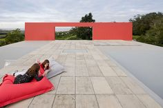 Architecture - The House of the Flight of Birds | Bernardo Rodrigues | Living Room Ideas, Interior Design, Home Design, House Design