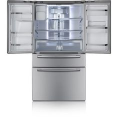Samsung Refrigeration RF4287HARS (French Door Bottom Freezer) my Christmas present from my hubby.  I'm loving it!,,,,