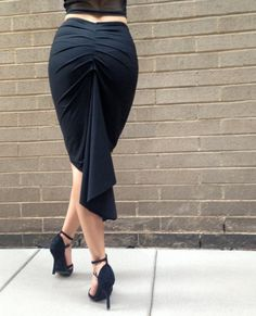 Roxy tango skirt by 5THDIMENSIONNEWYORK on Etsy