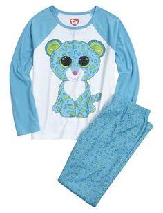 Beanie Boos Pajama Set