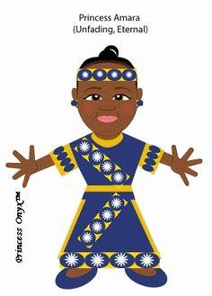 Princess Amara - Become a Princess Contest 2013