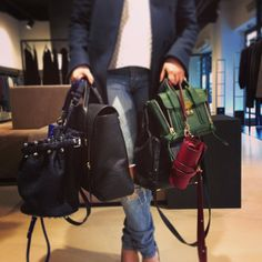 bag madness at ANSH46 Rotterdam