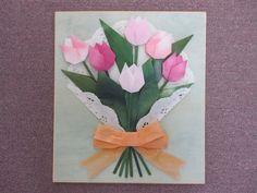 3月11日(金) 10:00~12:00 大人の折り紙教室を開催しました。 今月... Cute Crafts, Crafts For Kids, Arts And Crafts, Paper Crafts, Mother's Day Diy, Origami Art, Mothers Day Crafts, Paper Flowers, Merry Christmas