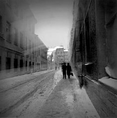 Alexej Titarenko: Couple, St. Petersburg, 1996