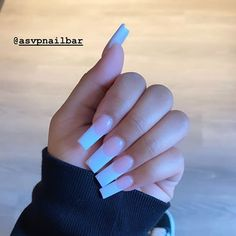 760 Likes, 7 Comments - Victoria French Manicure Acrylic Nails, Summer Acrylic Nails, Best Acrylic Nails, Les Nails, Aycrlic Nails, Coffin Nails, Cute Toe Nails, Pretty Nails, Short Square Acrylic Nails