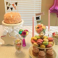Lalin's first birthday ❤️🎈  #1stbirthday #babygirl #partydecor