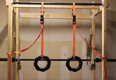 DIY Crossfit equipment...11 tutorials so far including wall ball, kettle bell, rings, power rack, and box jump.