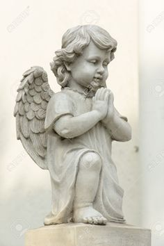 young angel sculptures - Google Search