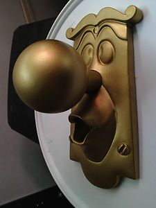 Alice in Wonderland Door Knob...I had no idea you could buy this on ebay