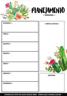 Agenda Planner, Study Planner, Planner Tips, Planner Pages, Weekly Planner, Planner Stickers, Bullet Journal Mood, Bullet Journal School, Student Planner Printable