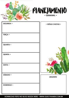 Study Planner, Blog Planner, Planner Pages, Weekly Planner, Happy Planner, Planner Stickers, Lettering Tutorial, Hand Lettering, Calendar 2019 Printable