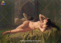 Fortuny y marsal mariano jose maria bernardo 1862 odalisca
