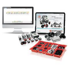 EV3 Core Set + Software Classroom Packs,prod120011