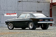 Ford -Capri -rear -side