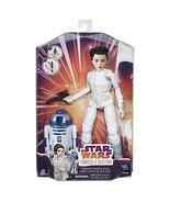 STAR WARS FORCES OF DESTINY PRINCESS LEIA ORGANA AND R2-D2 ... - $35.00