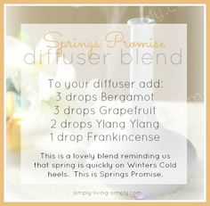 cool Essential Oil Uses