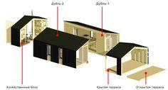 DublDom / BIO Architects – nowoczesna STODOŁA   wnętrza & DESIGN   projekty DOMÓW   dom STODOŁA