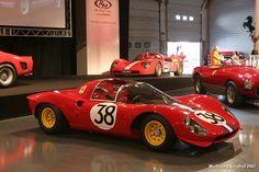 Drogo Ferrari Dino 206 SP #008 1966