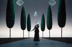 Tree & Forest. Scene from Frank Wedekind's Lulu, directed by Robert Wilson…