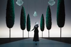 Tree & Forest. Scene from Frank Wedekind's Lulu, directed by Robert Wilson…