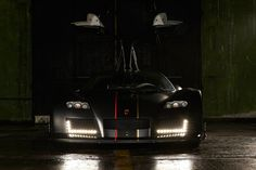 Gumpert Apollo Enraged. An absolute beast!