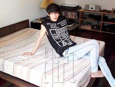 Lee Soo-hyuk // Elle Girl