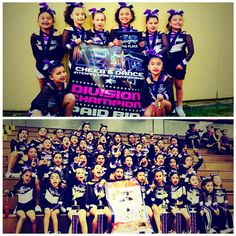 Congratulations 1st Impression Twilights for taking 1st place and being the High Score Grand Champions at the NRG (Dance & Cheer) Competition. Mommy is so proud of you Faith! #CheerLife #CheerMom #1stPlace #GrandChampions 👊🏼🥇💜🦄🏆