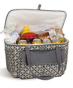 93c994ae0 Loving this Mosaic Avanti Cooler Tote on #zulily! #zulilyfinds Picnic Cooler  Bag,