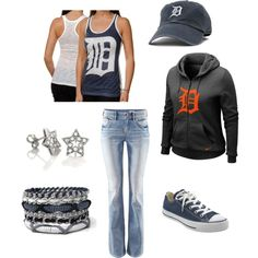 Cute just replace the tigers stuff with Bears stuff then I'm set!!!