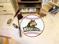 Baseball Mat - Wright State University